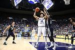 2015 BYU Basketball vs Utah State