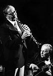 Benny Goodman, Herb Ellis, July 1975