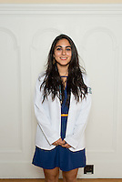 Ayse Celebioglu. Class of 2017 White Coat Ceremony.