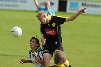 VOETBAL: JOURE: Sportpark de Hege Simmerdyk, 06-10-2013, SC Joure - Alcides uitslag 3-4, ©foto Martin de Jong