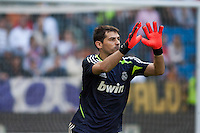 Iker Casillas training