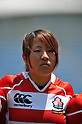 Seina Saito (JPN),.MAY 19, 2012 - Rugby : Woman's Rugby Test match between Japan women's 61-15 Hong Kong women's at Chichibunomiya Rugby Stadium, Tokyo, Japan. (Photo by Jun Tsukida/AFLO SPORT)