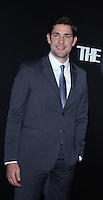 NEW YORK, NY-October 04:Jim Krasinski at Universal Pictures presents the America premiere of Dreamworks and Rellance Entertainments The Girl on the Train  at Regal E-Walk Stadium 13 & RPX in New York.October 04, 2016. Credit:RW/MediaPunch