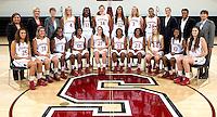 Stanford Women's basketball team photo. Photo taken on Wednesday, October 2, 2013