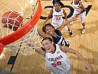 Chelsea Shine virginia basketball.