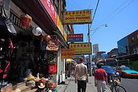 Toronto (ON) CANADA - July 2012 -  Toronto  Chinatown,