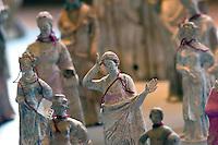 Roma 21 Gennaio 2015<br /> Presentato oggi il pi&ugrave; grande recupero di reperti archeologici trafugati, mai realizzato nella storia, ad opera dei carabinieri del Comando Tutela patrimonio culturale: 5.361 pezzi, per un valore intorno ai 50 milioni di euro, che vanno dal 1.000 a.C. al II-III d.C. al termine di una complessa indagine internazionale coordinata dal procuratore aggiunto della Repubblica di Roma Giancarlo Capaldo.<br /> Rome January 21, 2015<br /> Presented today the largest recovery of stolen archaeological finds ever made in history, by the Carabinieri of the Command it protects cultural patrimony: 5,361 pieces, worth around 50 million euro, ranging from 1,000 BC the II-III A.D. at the end of a complex international survey coordinated by the deputy prosecutor of the Republic of Rome Giancarlo Capaldo.