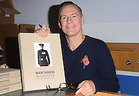 NOV 11 Bryan Adams: Wounded: The Legacy of War - Book Launch Party