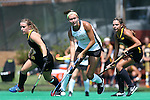 30 August 2014: Wake Forest's Karlee Spirit. The Wake Forest University Demon Deacons played the University of Iowa Hawkeyes at Francis E. Henry Stadium in Chapel Hill, North Carolina as part of the ACC/Big 10 Challenge and an 2014 NCAA Division I Field Hockey match. Iowa won the game 4-1.