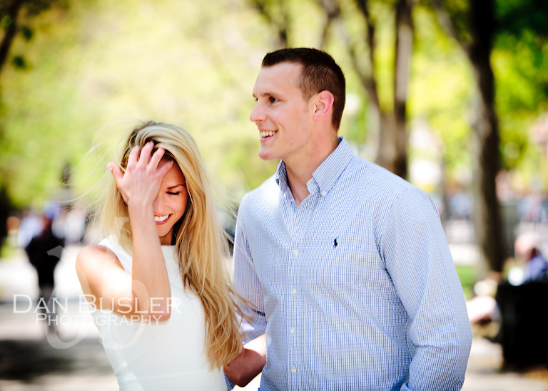 Britta and James {Engagement}