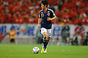 Shinji Kagawa (JPN), SEPTEMBER 2, 2011 - Football / Soccer : 2014 FIFA World Cup Asian Qualifiers Third round Group C match between Japan 1-0 North Korea at Saitama Stadium 2002 in Saitama, Japan. (Photo by SONG Seak-In/AFLO)