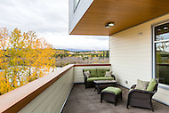 Waterfront Place in Whitehorse, Yukon. Architect: Northern Front Studio