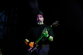 Soundgarden - guitarist Kim Thayil -  performing live at Lollapalooza 2010 in Grant Park Chicago, Illinois USA - <br /> Aug. 08, 2010.  Photo credit: Gene Ambo/IconicPix