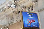 'Sylvia' - Theatre Marquee