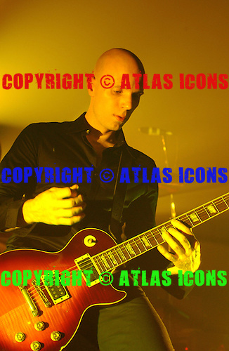 A PERFECT CIRCLE;.Photo Credit: Eddie Malluk/Atlas Icons.com