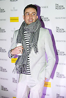 LONDON, ENGLAND - NOVEMBER 22: Nick Grimshaw attends The Design Museum VIP launch on November 22, 2016 in London, United Kingdom<br /> CAP/PP/GM<br /> &copy;GM/PP/Capital Pictures /MediaPunch ***NORTH AND SOUTH AMERICAS ONLY***