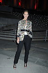 Christy Turlington arriving at The Vanity Fair Tribeca Film Festival Party on April 20, 2010 at The State Supreme Courthouse in New York City.