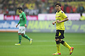 Shinji Kagawa (Dortmund), MARCH 17, 2012 - Football / Soccer : Shinji Kagawa of Dortmund in action during the Bundesliga match between Borussia Dortmund 1-0 Werder Bremen at Signal Iduna Park in Dortmund, Germany. (Kagawa scored the only goal of the game on the day of his 23rd birthday. Photo by AFLO) [2268]