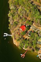 Watauga Lake TN Aerials
