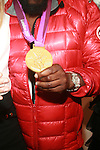 Wyclef jean-Arrivals-Boy Meets Girl Forever Young Fashion Show Held at Style 360, NY  9/12/12