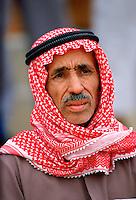 Old man in Kuwait.