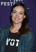 """Olivia Wilde attends """" The Rider and The Storm """" Movie Premiere - New York"""