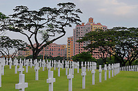 American Cemetery at Fort Bonifacio, Manila Philippines