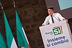 Referendum costituzionale: Matteo Renzi a Palermo per sostenere il Sì