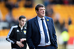 St Johnstone v Dundee&hellip;11.03.17     SPFL    McDiarmid Park<br />Tommy Wright looks on<br />Picture by Graeme Hart.<br />Copyright Perthshire Picture Agency<br />Tel: 01738 623350  Mobile: 07990 594431