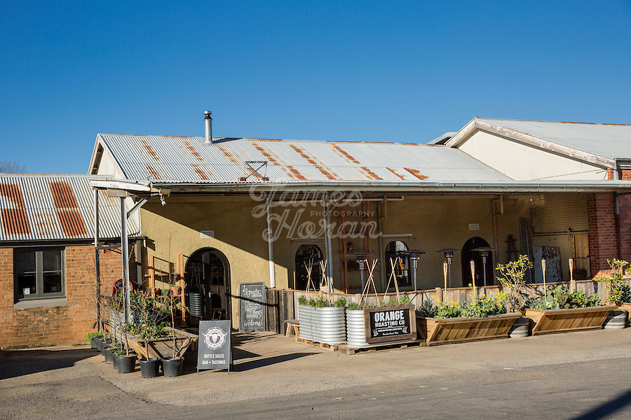 The Agrestic Grocer, Orange, NSW, Australia<br /> Picture Credit - James Horan
