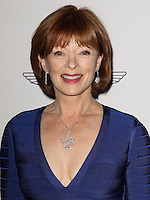 CENTURY CITY, CA, USA - MAY 02: Frances Fisher at the 21st Annual Race To Erase MS Gala held at the Hyatt Regency Century Plaza on May 2, 2014 in Century City, California, United States. (Photo by Celebrity Monitor)