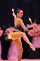 Lyubov Cherkashina (BLR), ..OCTOBER 28, 2011 - Rhythmic Gymnastics : AEON CUP 2011 Worldwide R.G. Club Championships at Tokyo Metropolitan Gymnasium, Tokyo, Japan. (Photo by Jun Tsukida/AFLO SPORT) [0003]