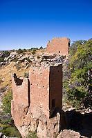 Holly ruins,  Hovenweep, Anasazi, Utah, USA