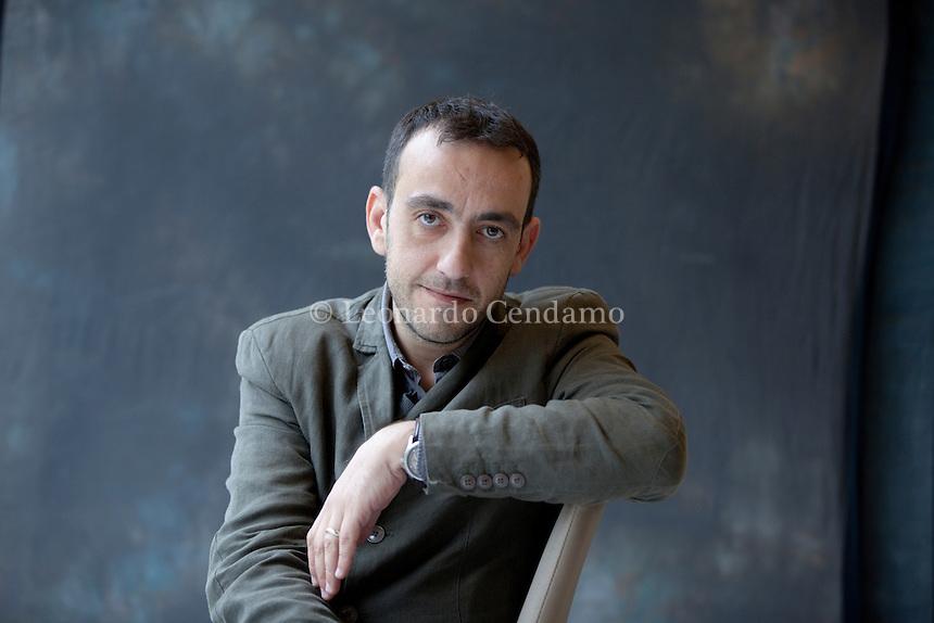Many, many congratulations to Jérôme Ferrari who has indeed won the Prix Goncourt for his novel Le Sermon sur la chute de Rome. Tourin, 16 may 2013. © Leonardo Cendamo