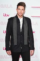 LONDON, UK. November 24, 2016: Matt Terry at the 2016 ITV Gala at the London Palladium Theatre, London.<br /> Picture: Steve Vas/Featureflash/SilverHub 0208 004 5359/ 07711 972644 Editors@silverhubmedia.com
