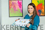 Sally O'Mahony from Mercy Secondary School Mounthawk   is In the Doodle 4 Google National Final
