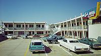 Bonito Motel, Wildwood, NJ. 1960's Exterior