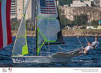 49er USA Thomas Barrows  USATB200 Joe Morris USAJM131<br /> <br /> 2016 Olympic Games <br /> Rio de Janeiro<br /> <br /> 2016 Olympic Games <br /> Rio de Janeiro