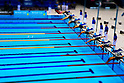 General view,.MARCH 5, 2012 - Swimming :.British Gas Swimming Championships 2012 (Selection Trials), Women's Open 200m Freestyle Semifinals at London Aquatics Centre in London, United Kingdom. (Photo by Hitoshi Mochizuki/AFLO)