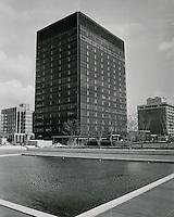 1969 October 31..Redevelopment...Downtown South (R-9)..United Virginia Bank Building..Millard Arnold.NEG# MDA69-122-8.NRHA#..