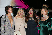 LOS ANGELES, CA - March 01: Kristen Doute, Stassi Schroeder, Katie Maloney-Schwartz, Lala Kent, At The Opening of The New Vanderpump Dogs Rescue Center At The Vanderpump Dogs Rescue Center In California on March 01, 2017. Credit: Faye Sadou/MediaPunch