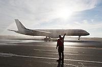 Event - Make-A-Wish / Logan Airport Sendoff 2014