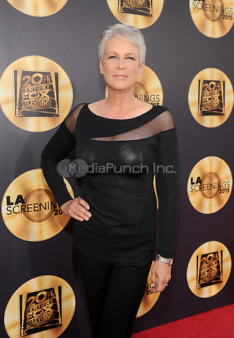 LOS ANGELES, CA - MAY 21:  Jamie Lee Curtis attends the FOX Los Angeles Screenings Party 2015 on the Fox Studio Lot on May 21, 2015 in Los Angeles, California. Credit: PGFM/MediaPunch