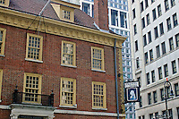 Fraunces Tavern is a tavern, restaurant and museum, New York City, New York, USA