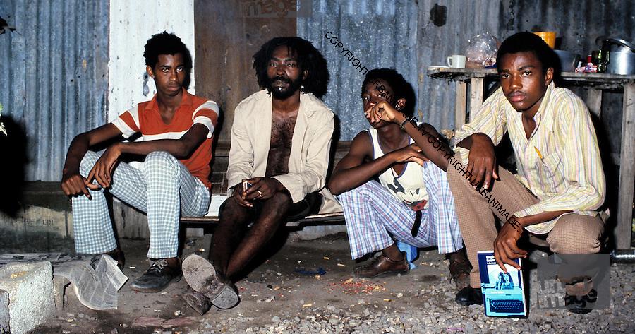 Trenchtown Jamaica