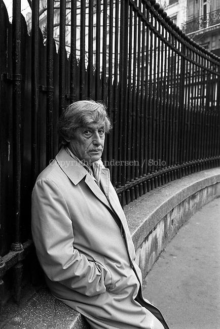 Victor Nekrassov, Paris 1978.