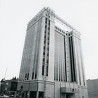 1969 July 15D..Redevelopment.Downtown South (R-9)..FIRST & MERCHANTS BANK...Millard Arnold.NEG# MDA69-60-3.NRHA#..