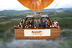 20110306 March 06 Cairns Hot Air Ballooning