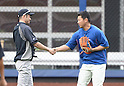 MLB: New York Yankees vs New York Mets