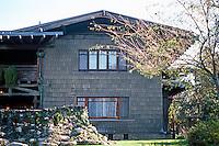 Greene & Greene: Gamble House. Pasadena CA.  Photo '87.